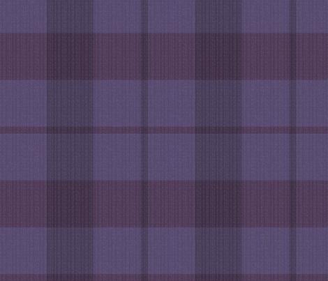 purple ultra violet plaid  fabric by wren_leyland on Spoonflower - custom fabric