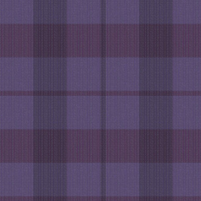 purple ultra violet plaid