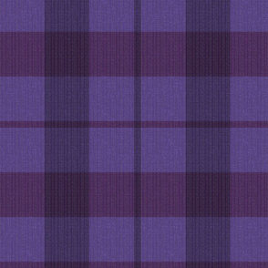 ultra violet purple plaid