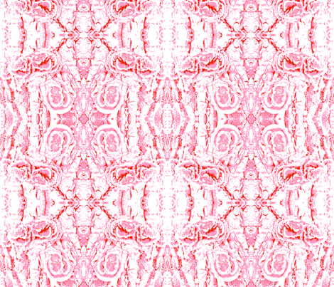 Pink Red Kilim fabric by lottalorier on Spoonflower - custom fabric