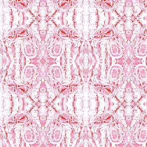 Pink Red Kilim