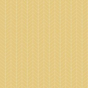 herringbone yellowgold