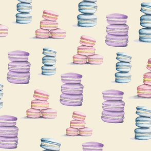 Mixed Macaroon Party