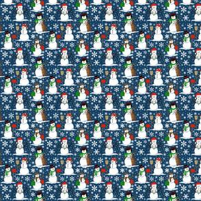snow folk  4x4