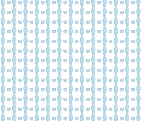 penguin fabric by canigrin on Spoonflower - custom fabric