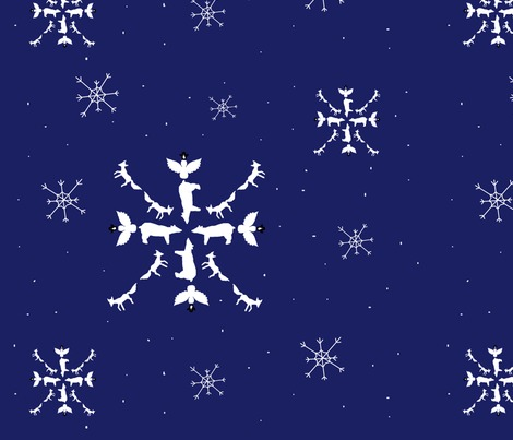 Rrrartic-animal-snowflake_contest165853preview
