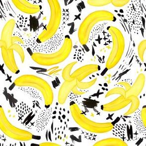 Unreal Banana Peel | Rad Painted Bananas