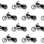 Black Harleys // Small