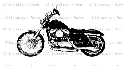 Black Harleys