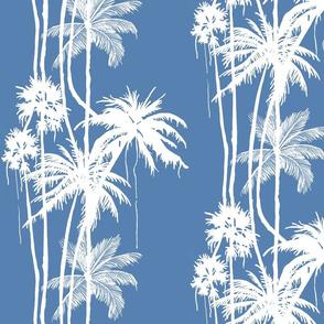 Blue Palm Vine