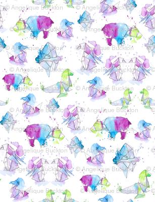 Arctic Origami