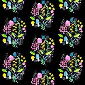 Wild Flowers | Midnight Meadow