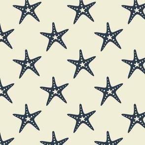Navy Starfish