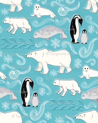 Artic Winter Wonderland