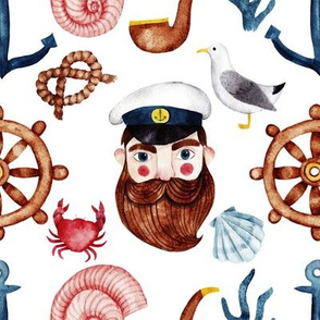 Nautical Sailor
