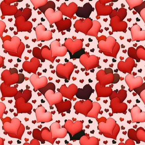 Valentine Brandy Collection - Hearts