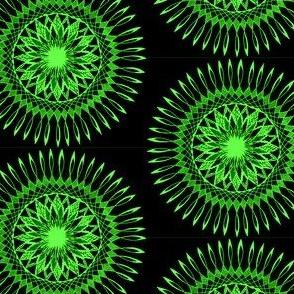 Green Illusion Chakra