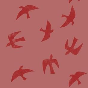 rustbirds