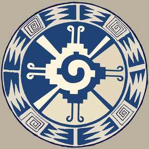 Mayan Hunab Ku