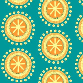 ADELE: Asterisk Dots - Large