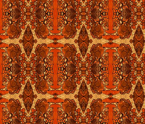 Elephants fabric by tatjana_melikhova on Spoonflower - custom fabric