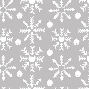 snow flakes catmas