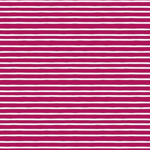 summer stripe pink white