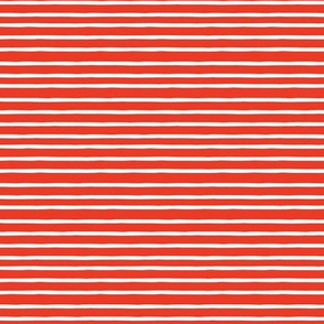 summer stripe fire white
