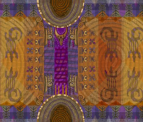 african-history of fabrics fabric by wren_leyland on Spoonflower - custom fabric