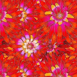 Floral Heat Wave