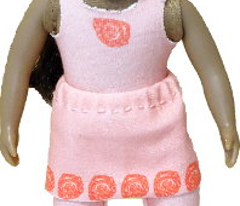 Mini Doll Performance Wear