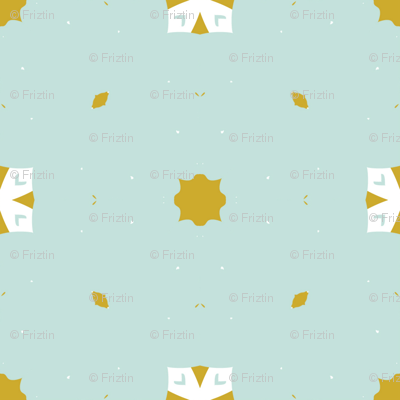 Wildflowers M+M Wintermint by Friztin