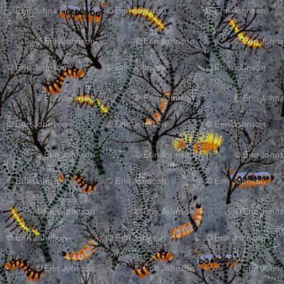 Caterpillar Pattern
