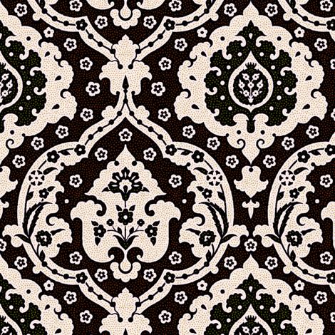Serpentine 203a fabric by muhlenkott on Spoonflower - custom fabric