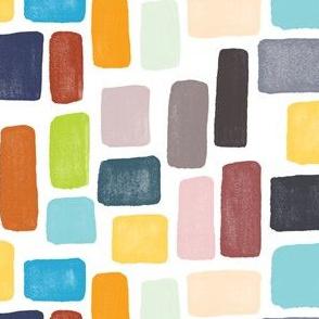 African Colorblocks