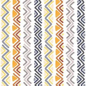 Zigzag Light Colorway