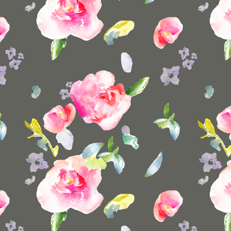 Pink Messina fabric by angiemakes on Spoonflower - custom fabric
