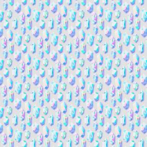 Iridescent Rainbow Crystals - extra small