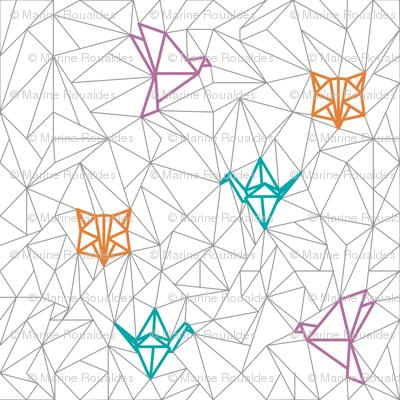 Origami Petit M
