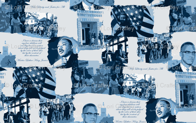 Civil Rights Large Scale