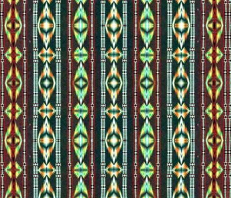 Navajo colors 84 fabric by hypersphere on Spoonflower - custom fabric