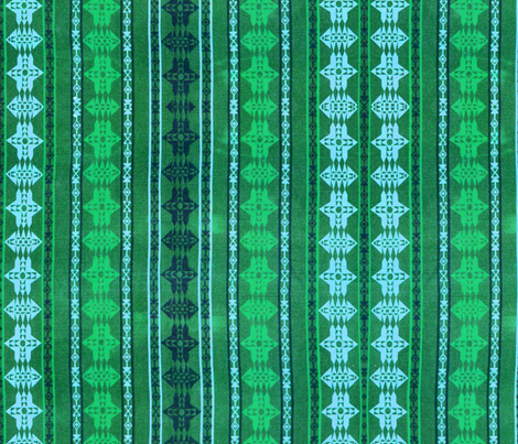 Navajo colors 86 fabric by hypersphere on Spoonflower - custom fabric
