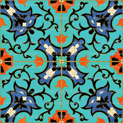 Azulejos Antiguos 1a