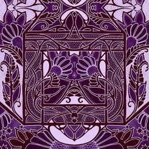 World Gone Purple