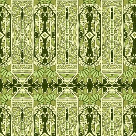 Memories of 1911 fabric by edsel2084 on Spoonflower - custom fabric