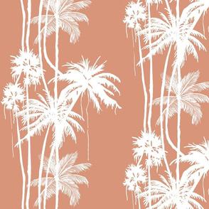 Peach Palm Vine