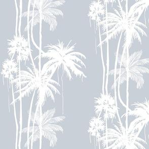 Grey Palm Vines
