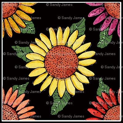 sunflower tiles 4x4