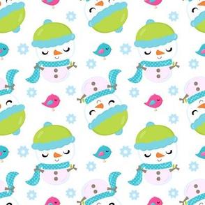 Snowman Cuties Snowman Toss