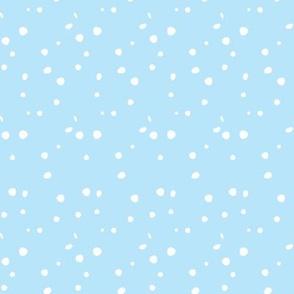 Snowman Cuties Snowfall